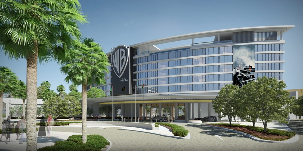 World's first Warner Bros. hotel to open on Abu Dhabi's Yas Island in 2021 [Construction Report]