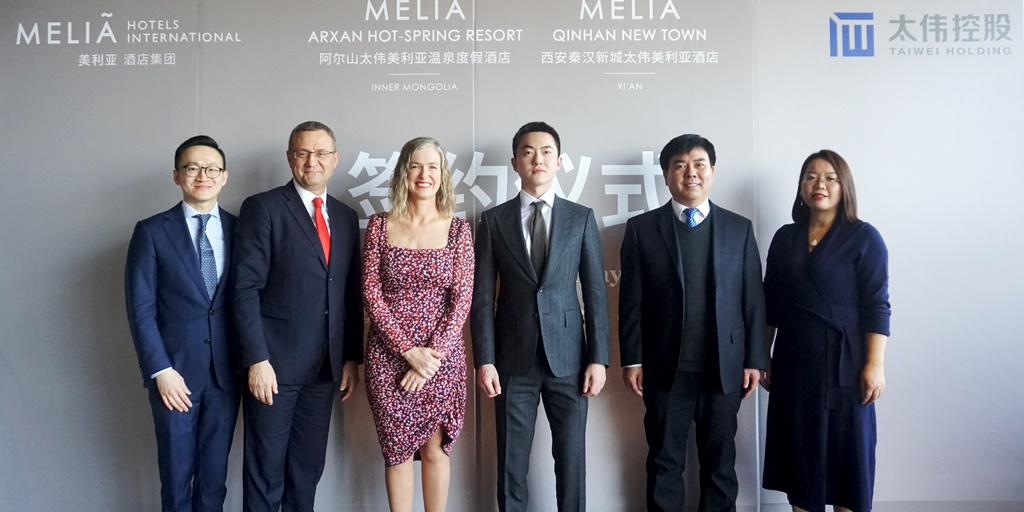 Melia Hotels continues impressive expansion in the Asia Pacific region