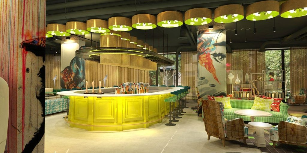 nhow opens inaugural property in London's Shoreditch