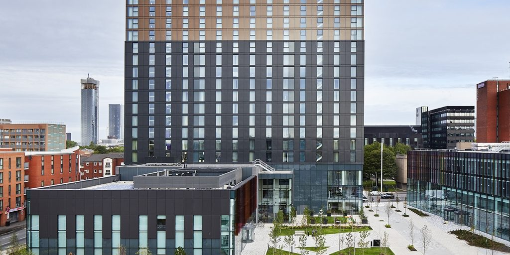 Hyatt Regency Manchester and Hyatt House Manchester open to public [Construction Report]