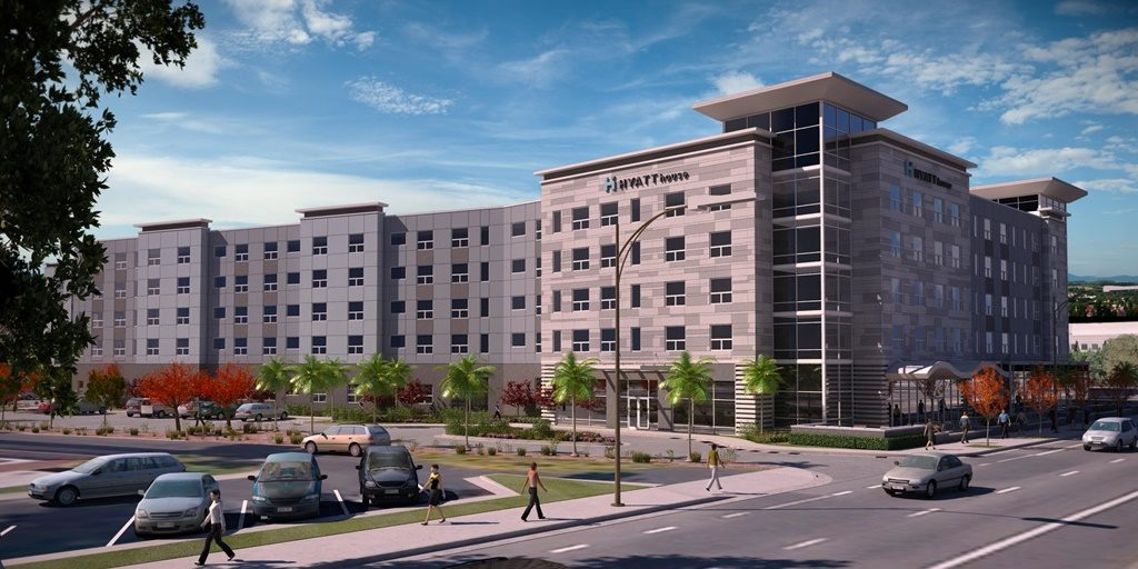 Hyatt House brand celebrates 100 global hotel locations [Construction Report]
