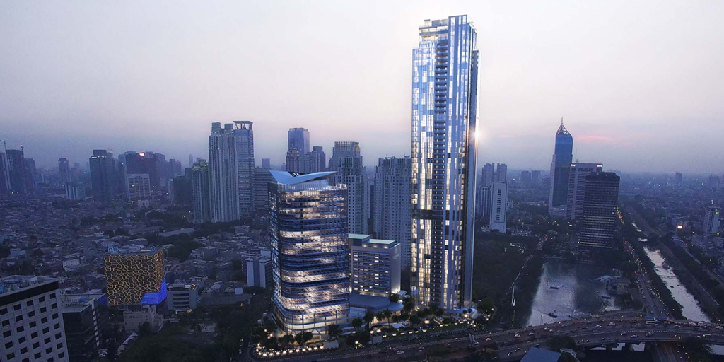 Project of the week: St. Regis Jakarta and The Residences