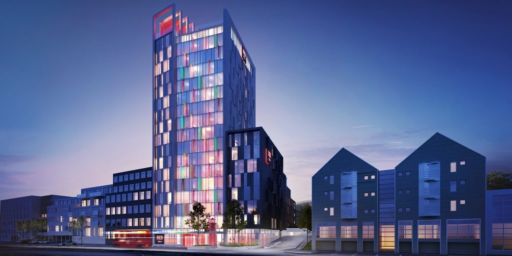 Radisson RED unveils concept design for Radisson RED Reykjavik