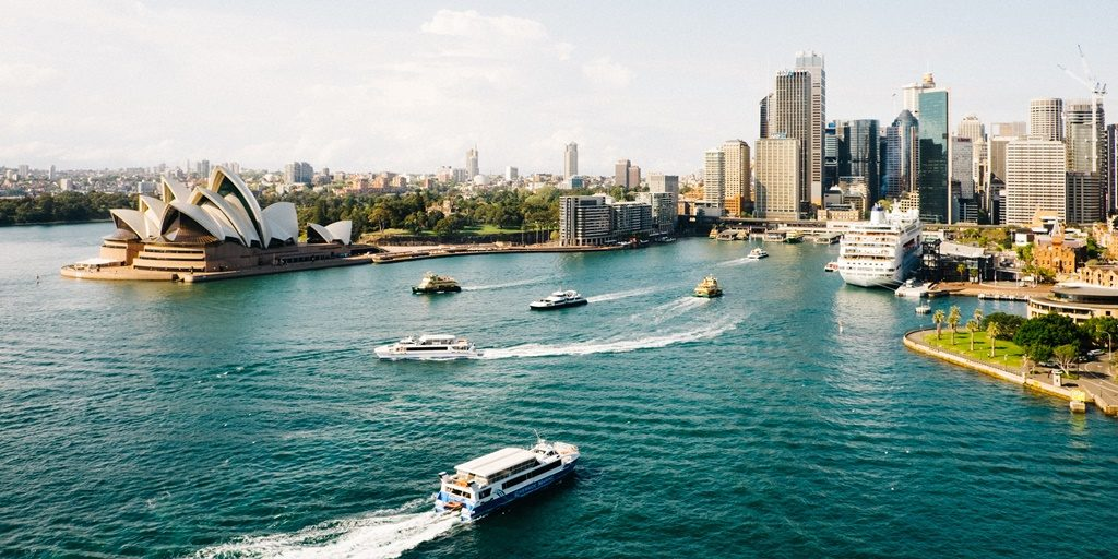 City overview: 5,319 hotel rooms to hit Sydney's market [Infographic]