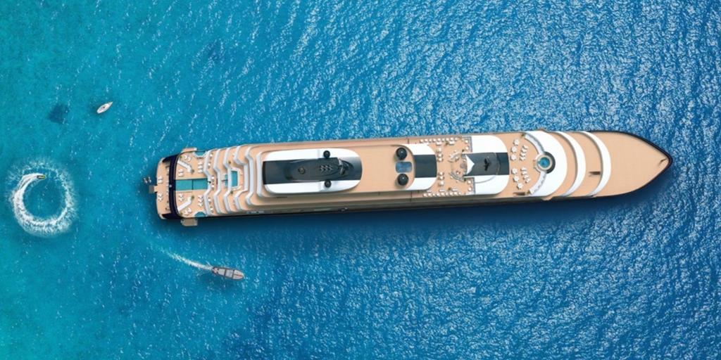 Llegan los yates de Ritz-Carlton para tomar las riendas de los mares en 2021