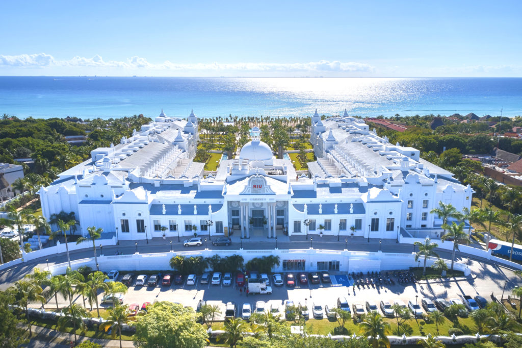 RIU completes $40 million transformation of Riu Palace Riviera Maya [Infographic]