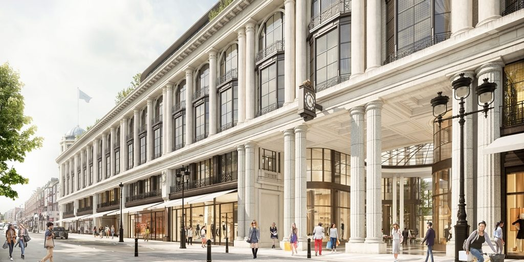 New Six Senses hotel to open in upscale London shopping gallery