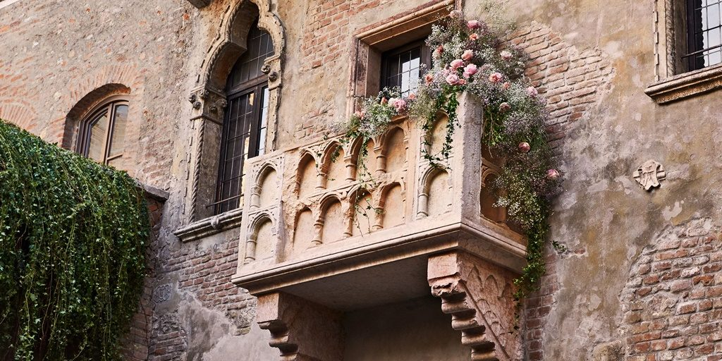 Ultimate romantic getaway: Shakespeare's Juliet house now welcomes guests