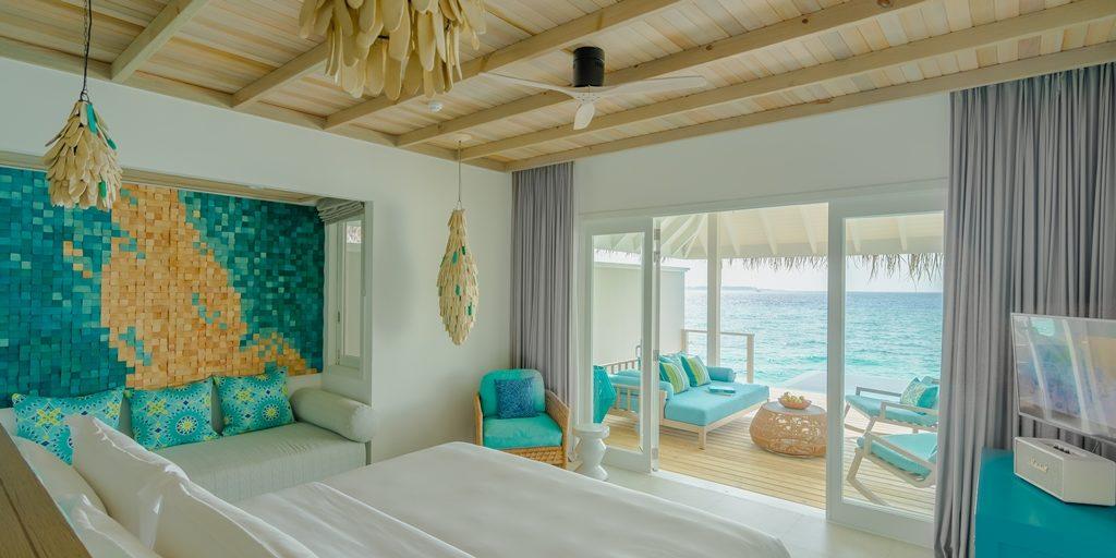 El Seaside Finolhu en las Maldivas se convierte en miembro de Design Hotels