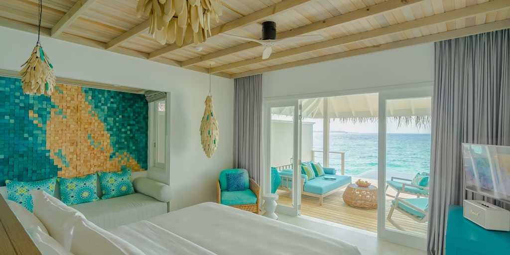 Maldives' Seaside Finolhu becomes member of Design Hotels