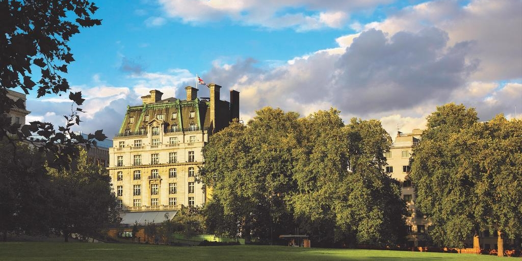 London's Ritz Hotel might soon be in the hands of Saudi investors