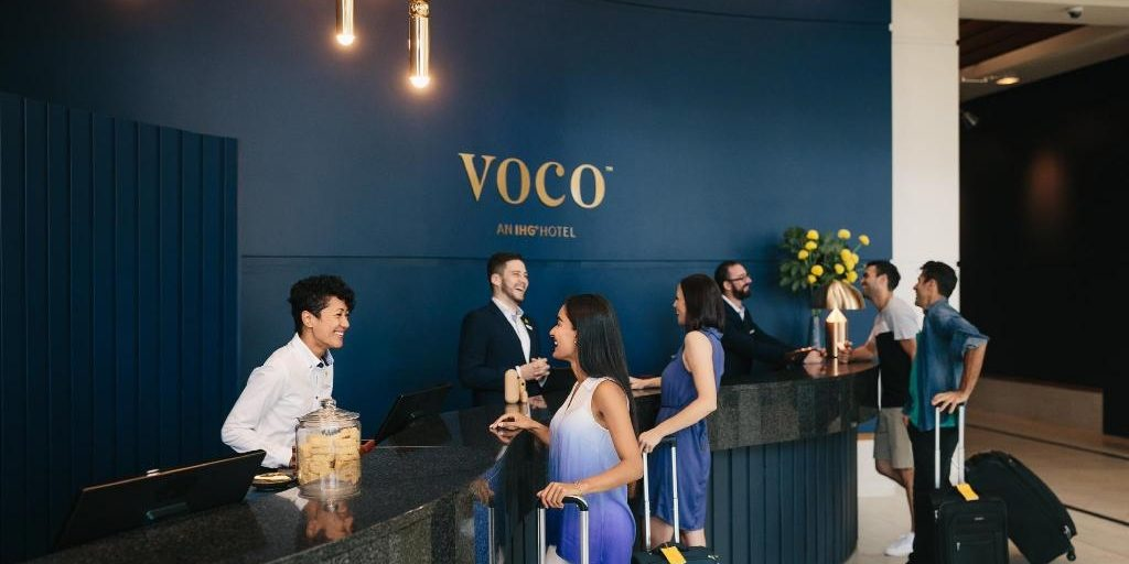 IHG debuts upscale brand voco in Africa [Construction Report]
