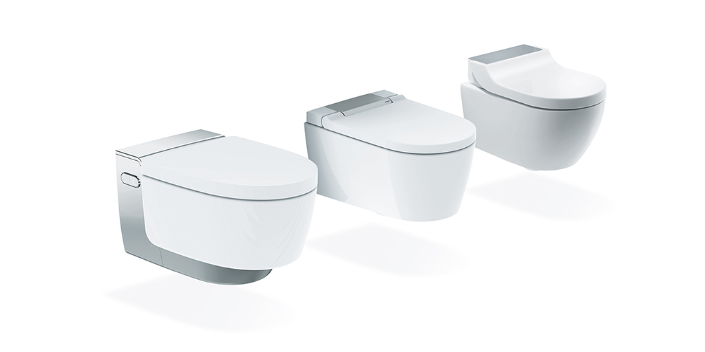 A shower toilet to suit all requirements