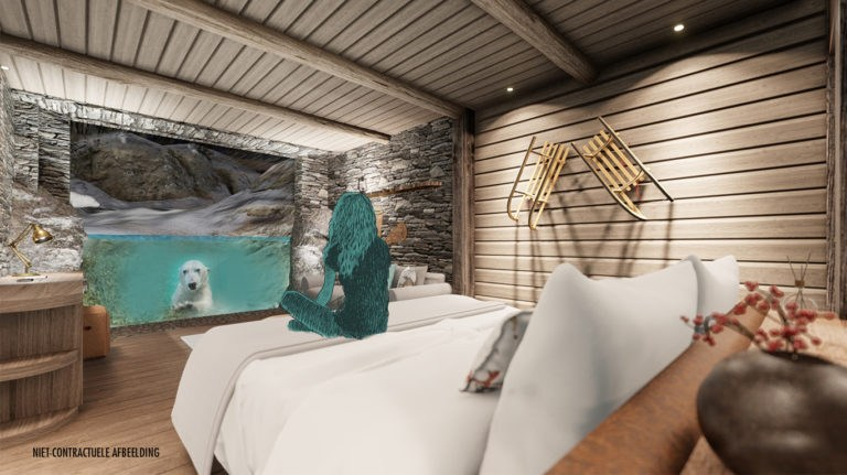 Belgium's Pairi Daiza zoo announces new underwater hotel