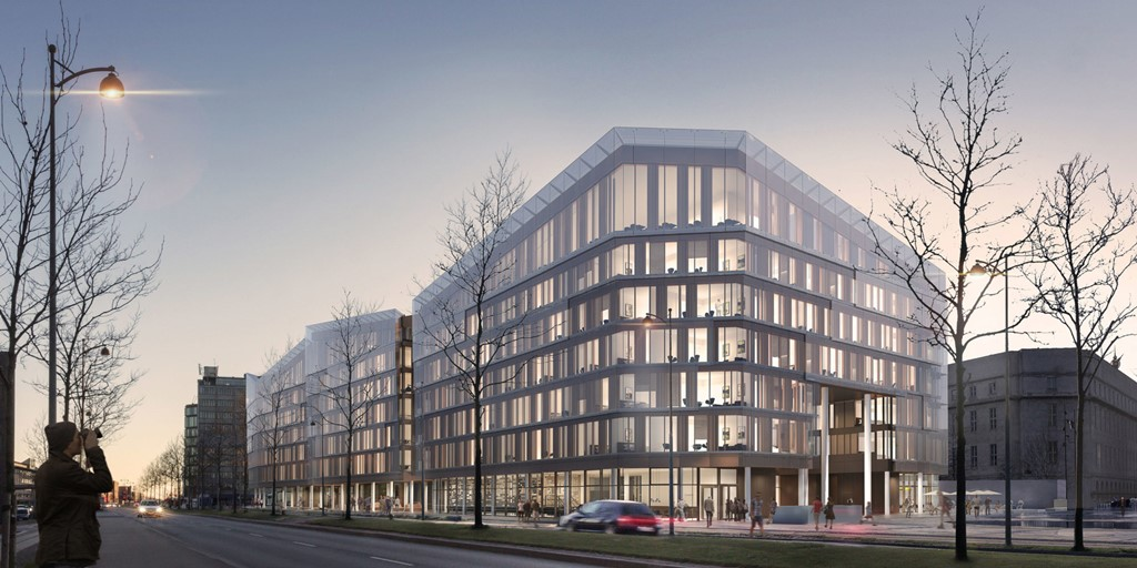 Project of the week: The majestic Scandic Spectrum in Copenhagen