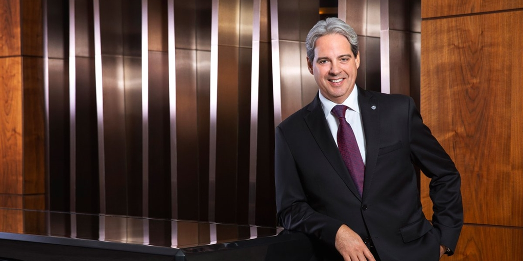 Rotana Hotels appoints Guy Hutchinson as new CEO