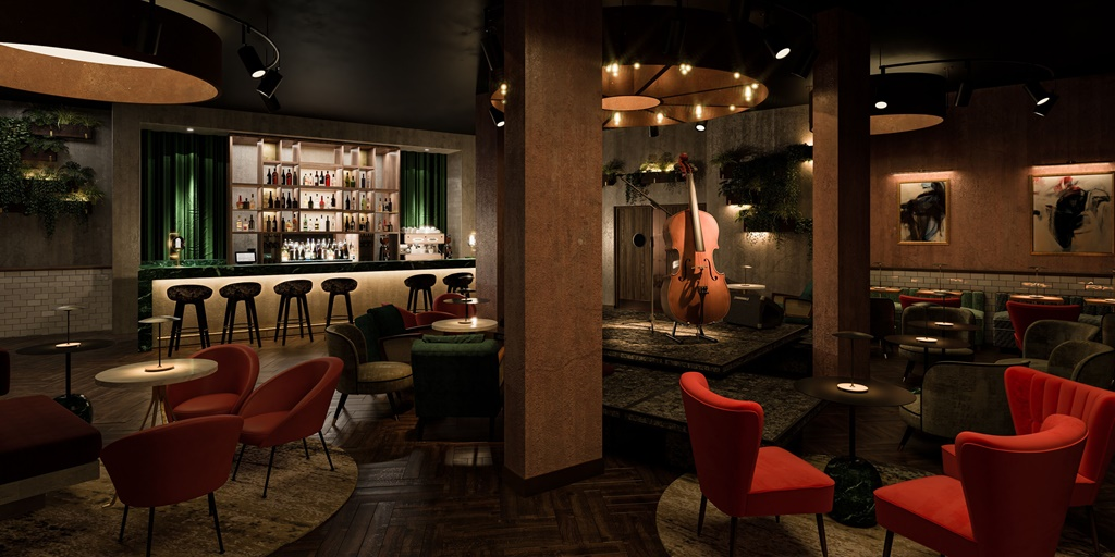 """Middle Eight Covent Garden hotel brings """"luxury with purpose"""" to London"""