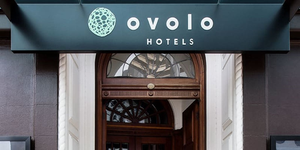 Ovolo Hotels launches design-led rebrand