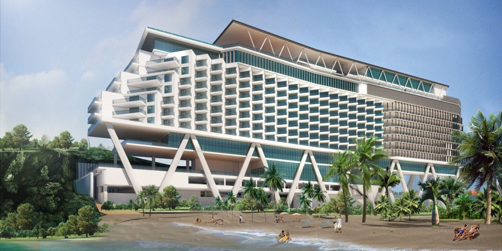 Dazzling Nautilus Resort marks Curio Collection by Hilton debut in Malaysia [Construction Report]