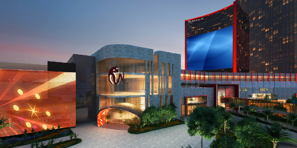Resorts World Las Vegas and Hilton to build US$4.3 billion Las Vegas resort