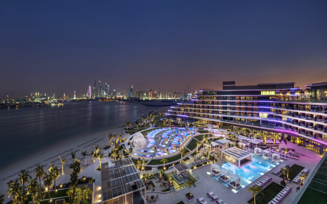 Record growth: Marriott announces 515,000 rooms in its international pipeline [Construction Report]