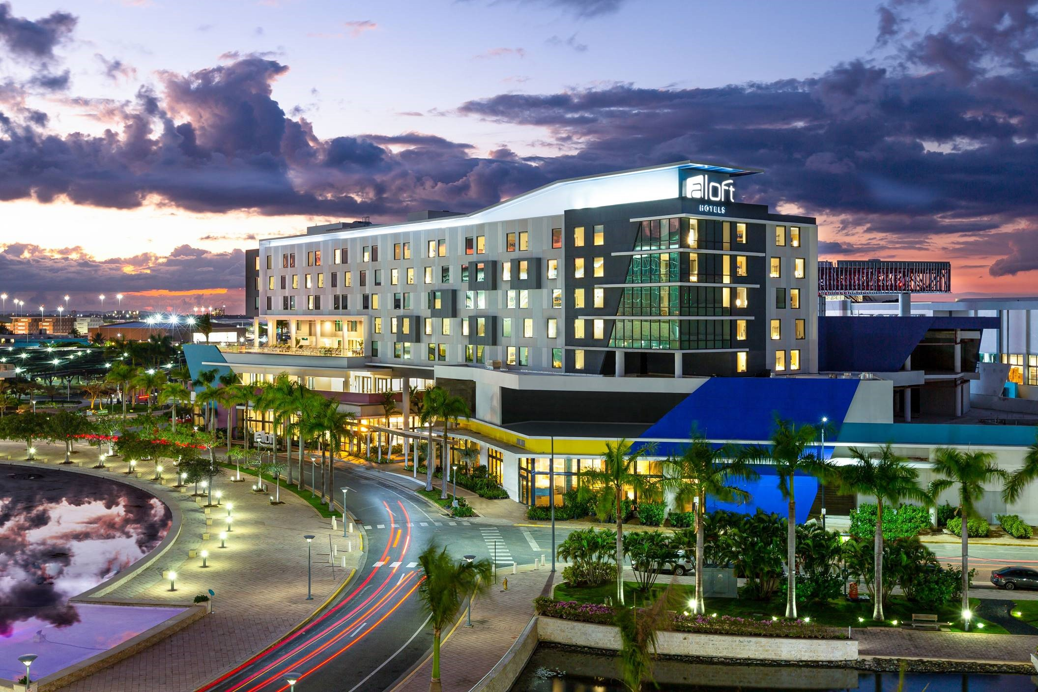 Marriott opens first Aloft Hotel in Puerto Rico's capital San Juan