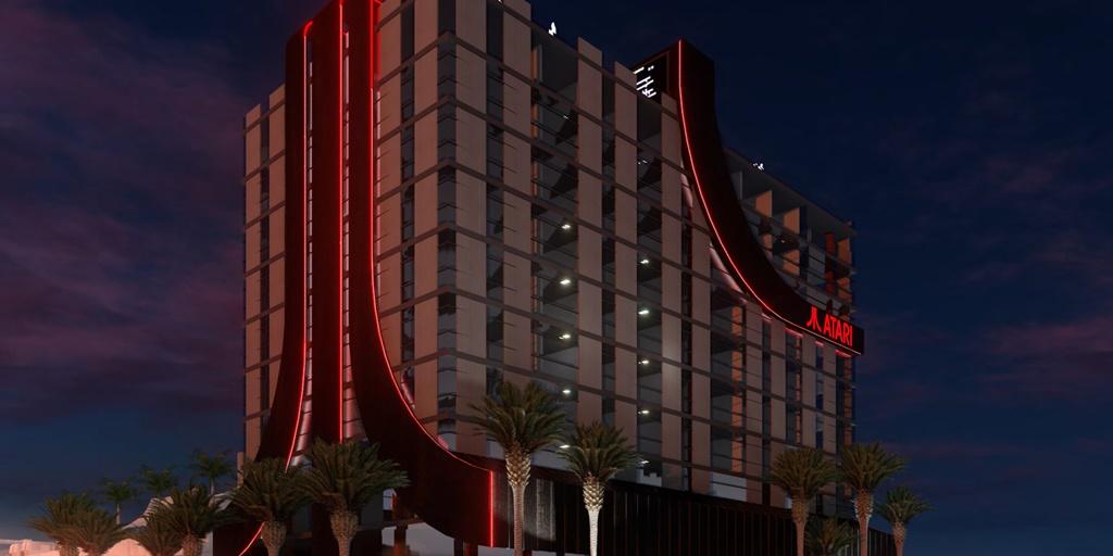 Atari construye el primer hotel temático dedicado a los videojuegos