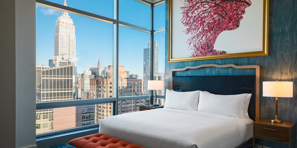 Stunning Renaissance New York Chelsea Hotel opens its doors [Infographic]