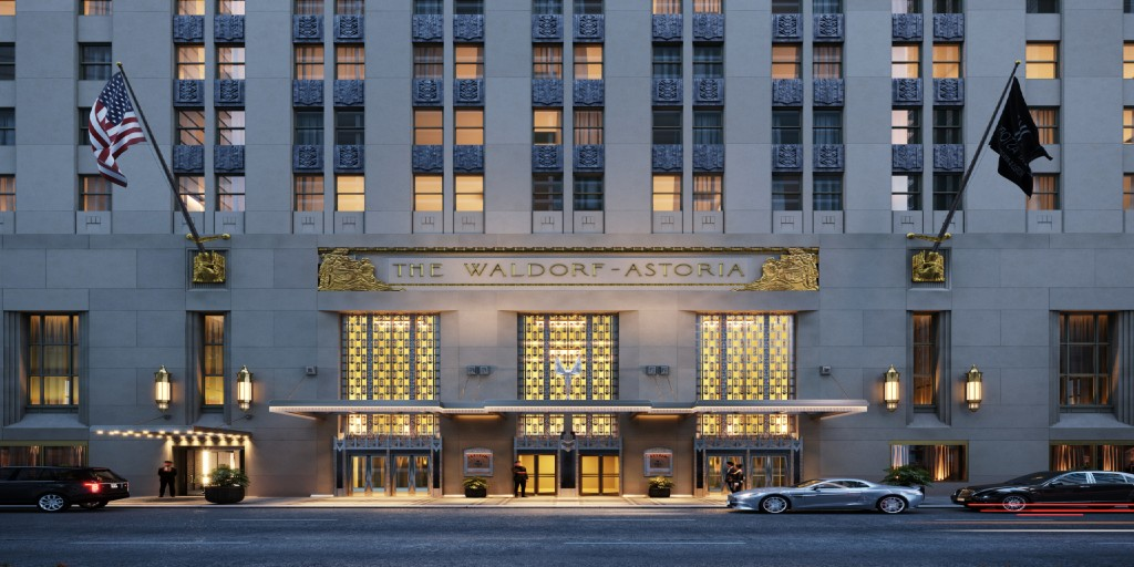 Spare $1.7m, anyone? Luxury condos on sale in iconic Waldorf Astoria New York