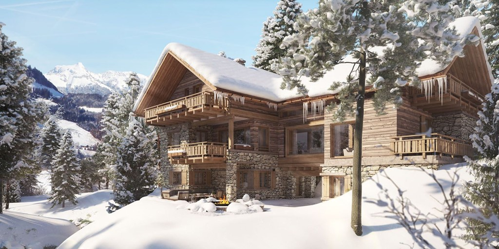 Project of the week: Stunning Six Senses Kitzbuehel Alps