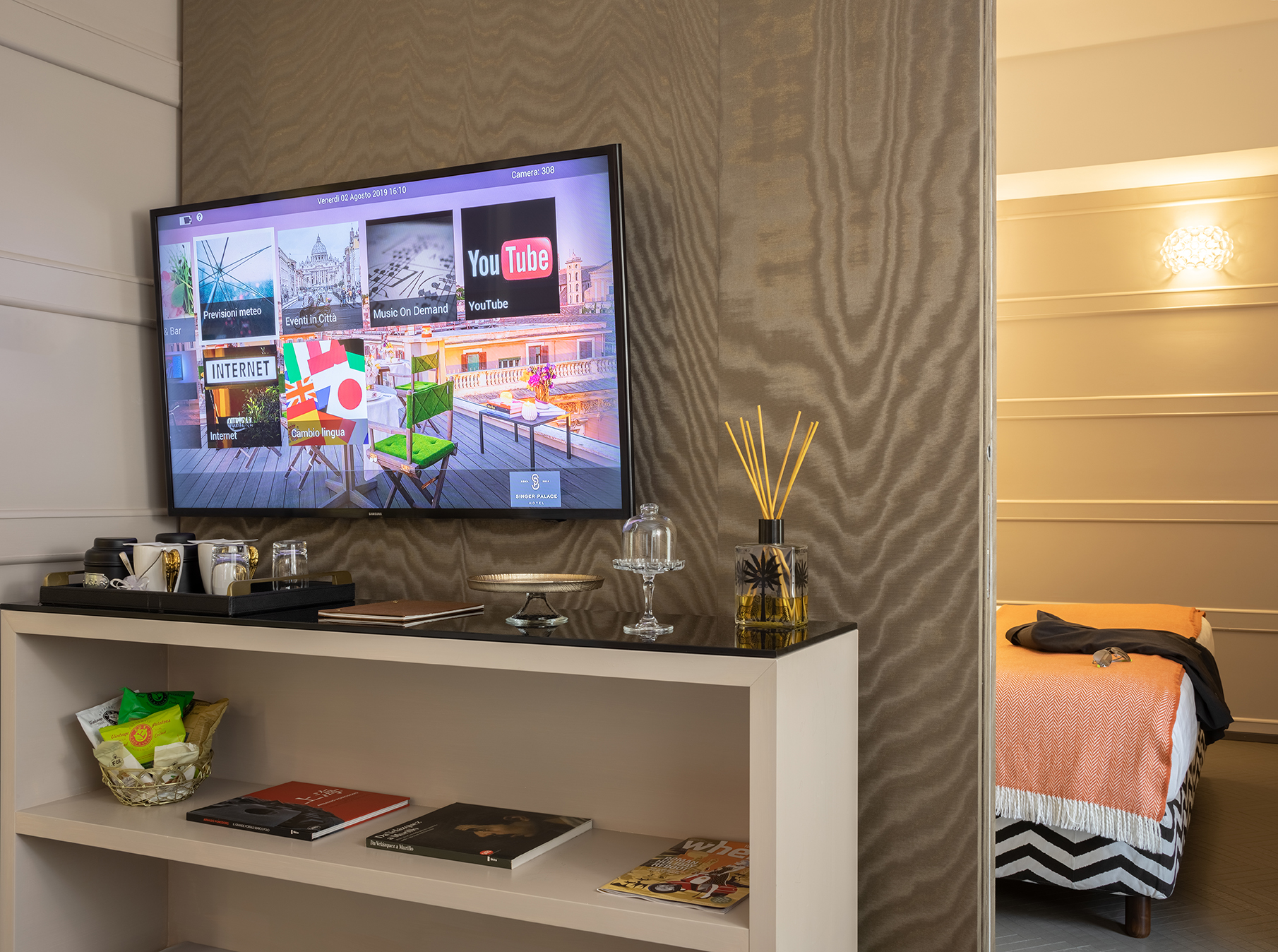 LG releases four new Hospitality Television series!