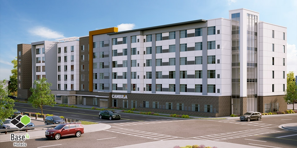Project in focus: Cambria Hotel Downtown Minneapolis