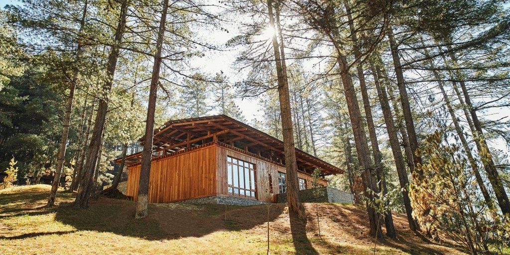 """""""Forest within a forest"""" Six Senses Bumthang unveiled in Bhutan"""