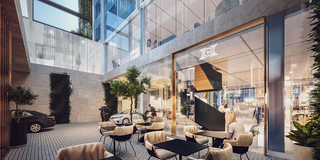 Project in focus: Hotel Grand Chancellor Auckland