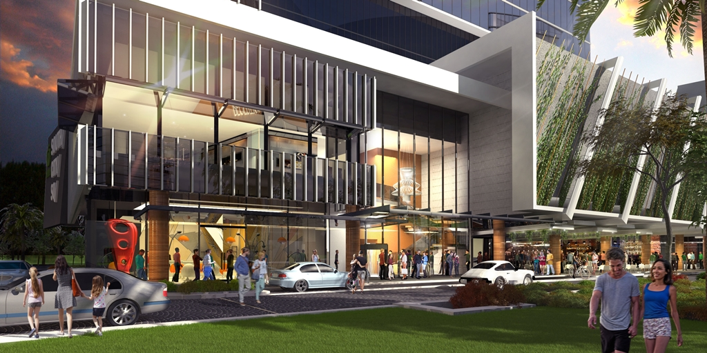 Project in focus: Hyatt Place Brisbane South City Square