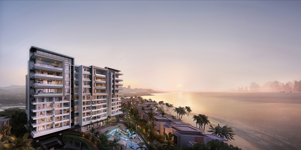 Project in focus: InterContinental Residences Halong Bay