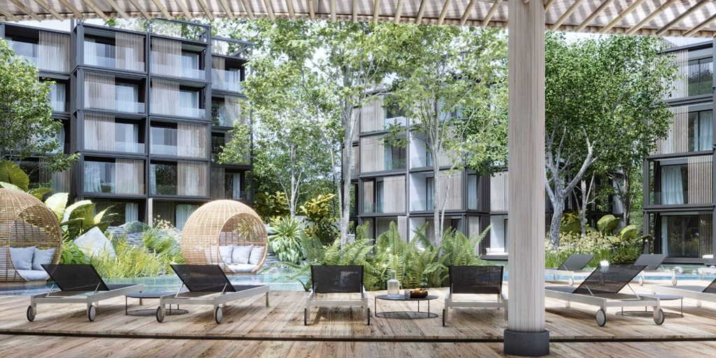 Project of the Week: MGallery Residences MontAzure Lakeside, Thailand