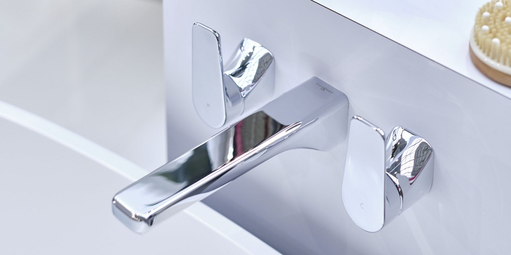 New brassware from Perrin & Rowe