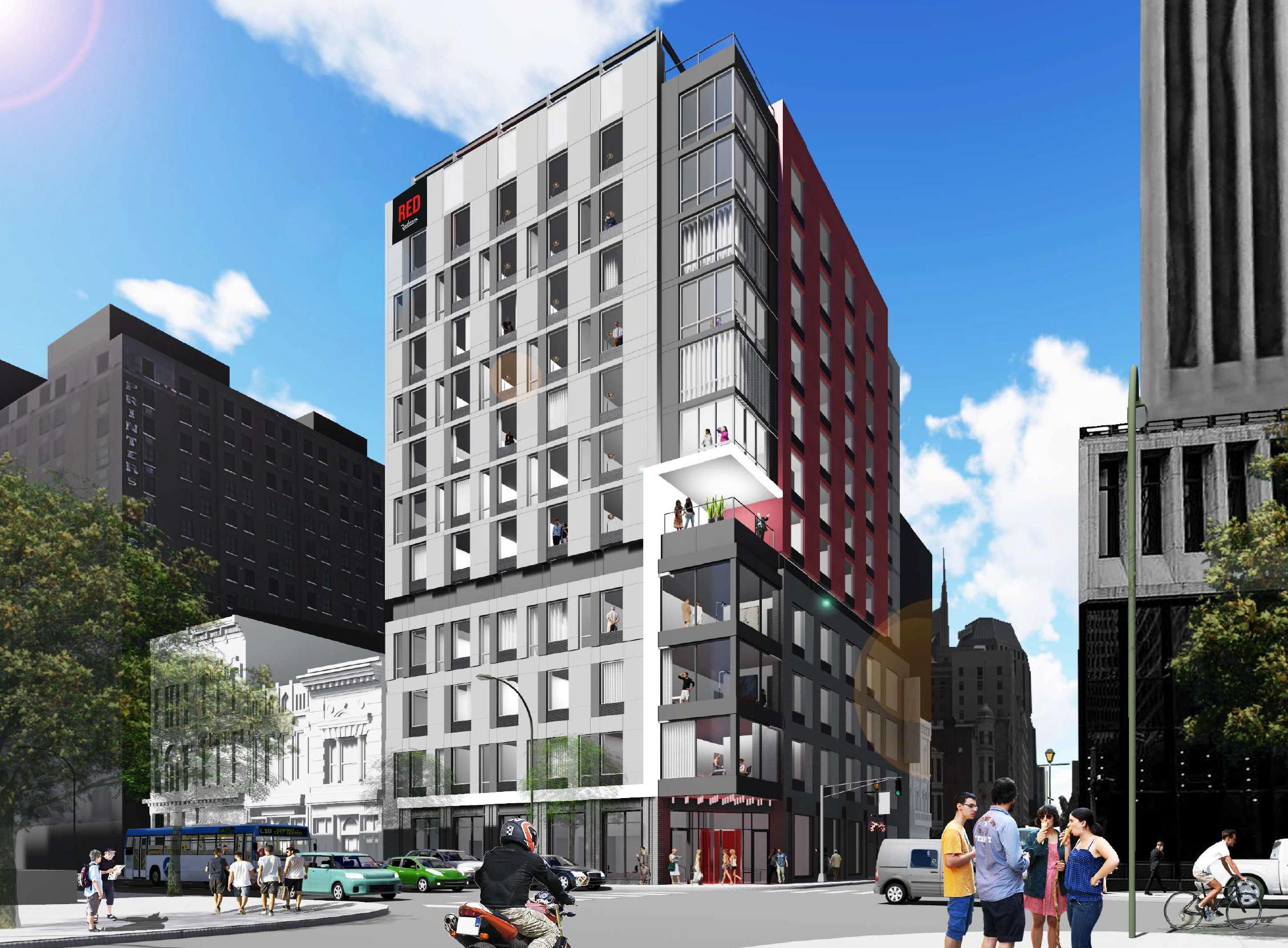 Radisson makes major push into US hotel market [Construction Report]