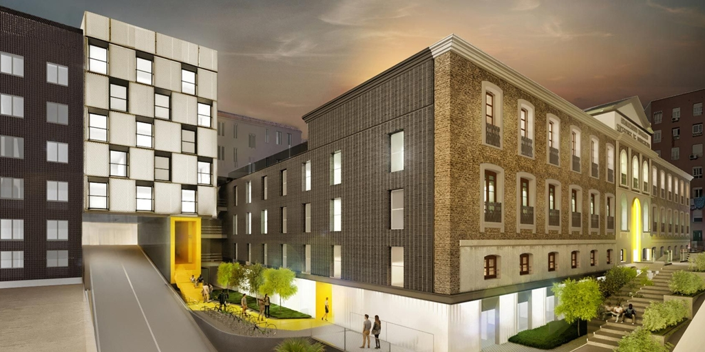 Project in focus: The Student Hotel Madrid