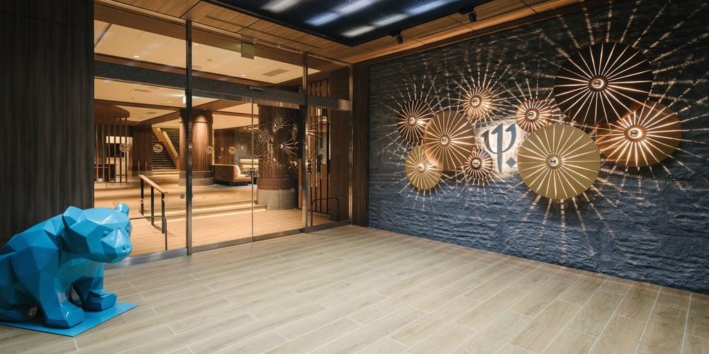 MIAJA completa la impresionante renovación de los interiores del Club Med Sahoro Hokkaido