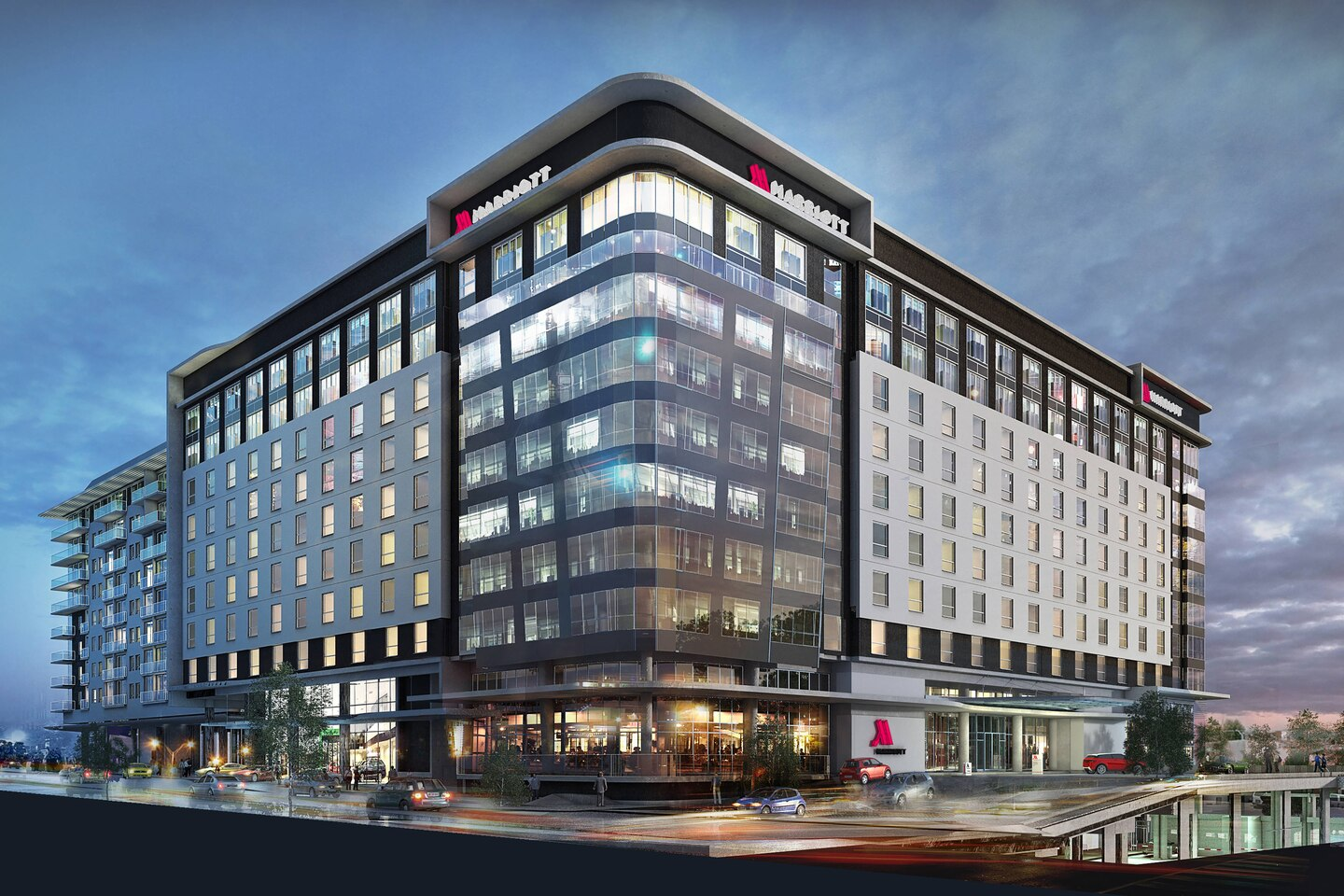 Marriott hails dual property openings in Johannesburg [Construction report]
