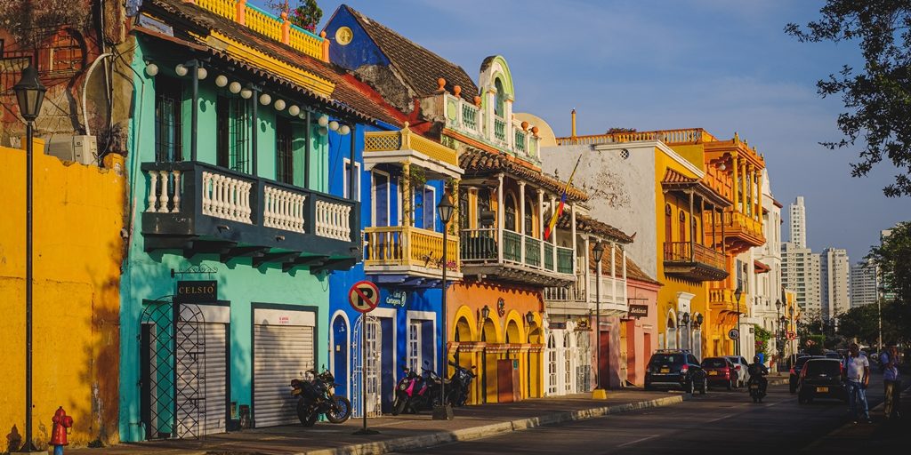 Country overview: 35 new hotels coming soon in booming Colombia [Infographic]