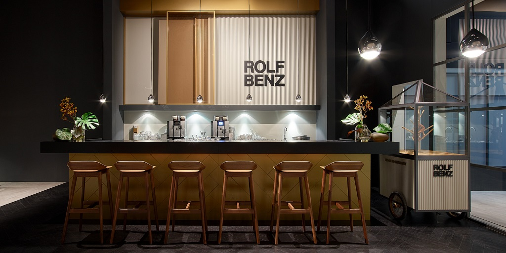 We are ROLF BENZ Contract – the team behind your project!