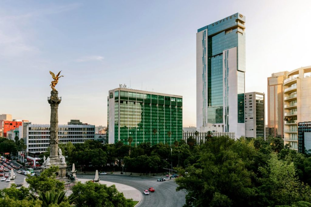Sofitel Mexico City Reforma is capital's first luxury hotel in 10 years