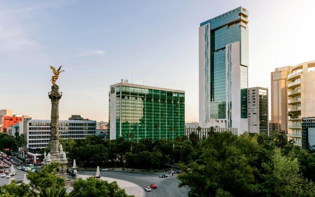 El Sofitel Mexico City Reforma es el primer hotel de lujo en 10 años en la capital