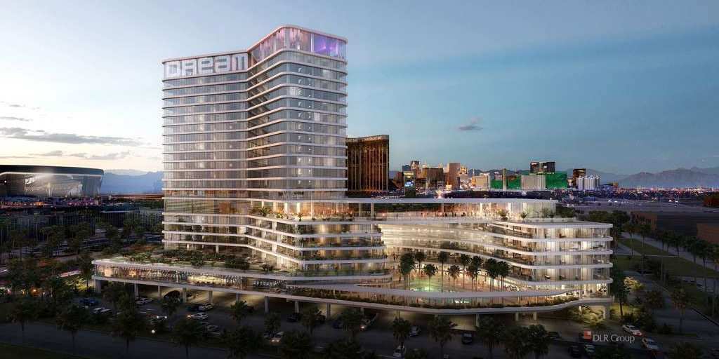 Dream Hotel Group plans glam 21-storey hotel on Las Vegas strip