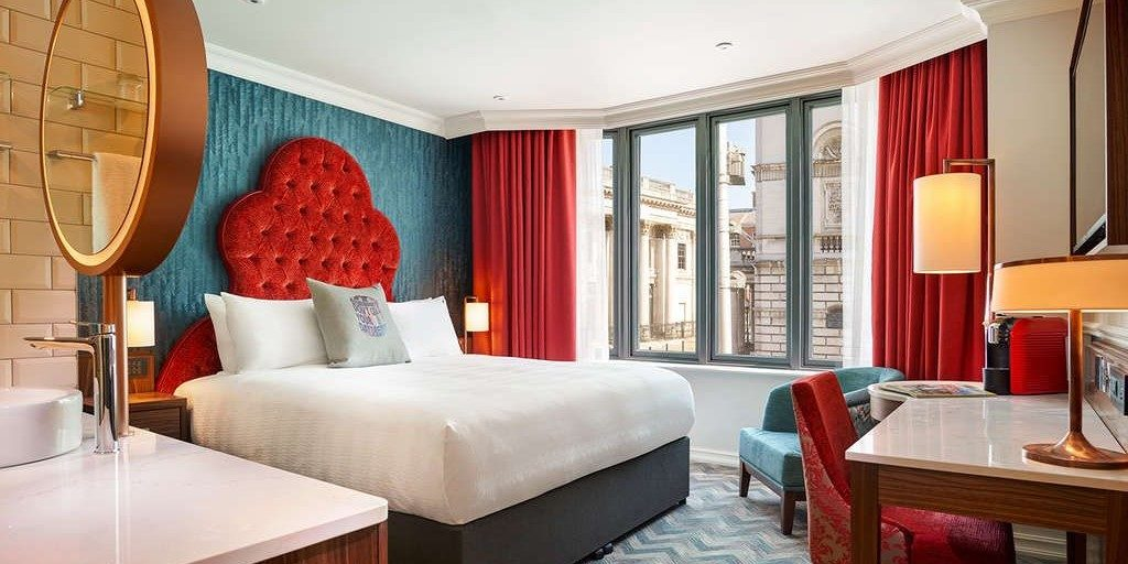 Hard Rock Hotels hit a high note with Dublin opening