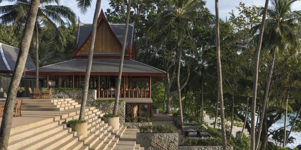 Cómo Aman generó un nicho en el diseño de hoteles y complejos turísticos de lujo