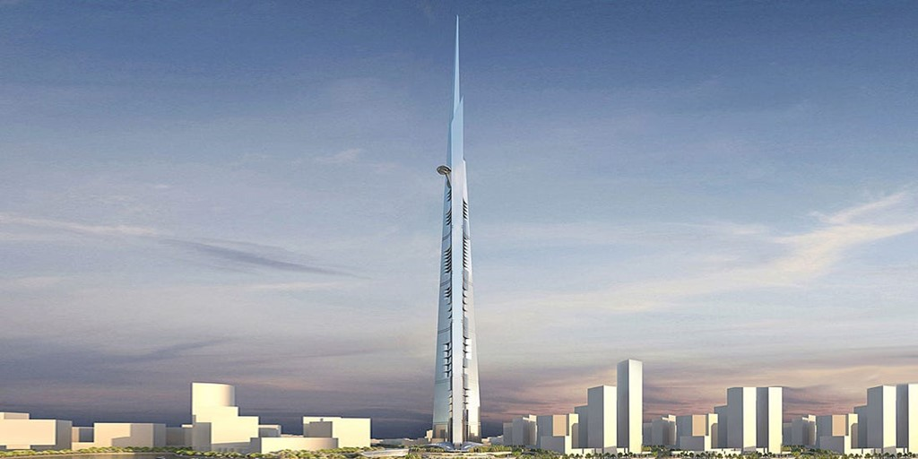Project of the Week: Jeddah Tower – Four Seasons Hotel